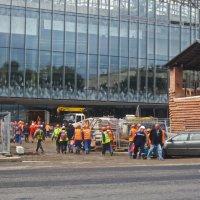 Москва строится :: Елена