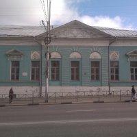 Дом М.Е. Салтыкова-Щедрина в Рязани :: Tarka