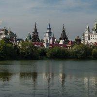 Измайловский Кремль :: Анастасия Елкина