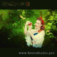 Прелестная Белоснежка :: Milla Basargina