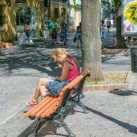 Последний день уходящего лета... :: Вахтанг Хантадзе