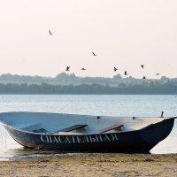 Лодка :: Tatiana Kravchenko