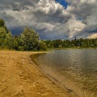 Сезон купания закончен ... :: Андрей Дворников