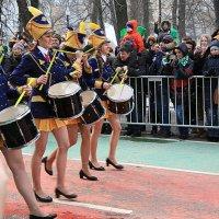закалённые коленочки :: Олег Лукьянов