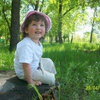 Прогулка в парке :: Светлана Казмина