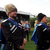 казаки в Коломенском. фестиваль «Казачья станица» :: elena manas
