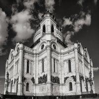Храм Христа Спасителя. :: Анатолий Щербак