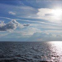 Летний день на воде :: Oleg P.