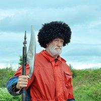На страже земли Русской.... :: АЛЕКСАНДР СУВОРОВ