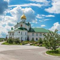 Богоявленский Старо-Голутвинский мужской монастырь :: Борис Гольдберг