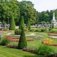 Лето в Петергофе :: Ольга