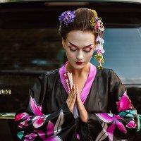 Сделано в Японии :: Александр Майструк