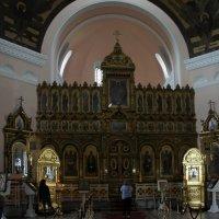 В Нарвском Воскресенском православном соборе :: Елена Павлова (Смолова)