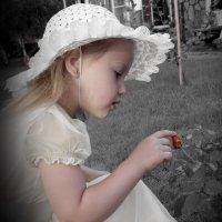 Расти скорее,цветочек мой,аленький! :: A. SMIRNOV