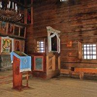 Убранство старых церквей :: Анжела Пасечник