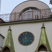 Часы замка :: Вера Щукина