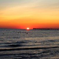 Великолепный морской закат! :: Милагрос Экспосито