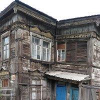 Иркутск деревянный :: Roman PETROV