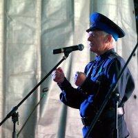 Казачьи песни - концерт ко Дню города :: Андрей Заломленков