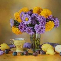 Теплые краски сентября. :: alfina
