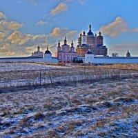 Зима на Свенском :: Дубовцев Евгений