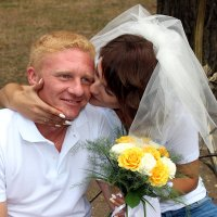 Нежный поцелуй :: Татьяна Пальчикова