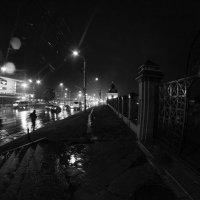 Дождь .... :: Роман Шершнев