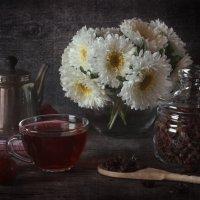 Чай с шиповником :: Natalia Furina