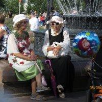 Бабушки - старушки :: Екатерина