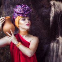 Африканские мотивы :: Galina Zabruskova