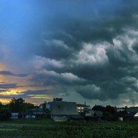 Немного фотошопа и погода меняется на глазах :: Вячеслав