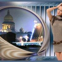 Ночной Петербург :: Lyubov Zomova