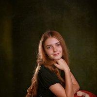 Маленькая швея :: Римма Алеева