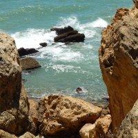 Португалия. На берегу океана. :: Лариса (Phinikia) Двойникова