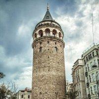 Галатская башня :: Ирина Лепнёва