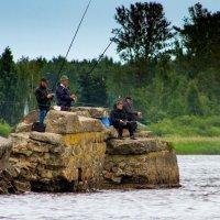 Рыбалка на Ладоге :: Андрей Катаев