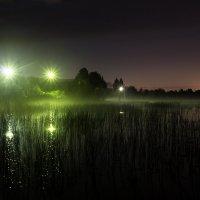 ночь у озера :: ksanka skornyakova