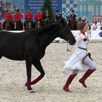 ай,да девушка или нога в ногу :: Олег Лукьянов