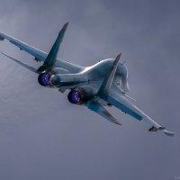 Фронтовой истребитель-бомбардировщик Су-34 :: Павел Myth Буканов