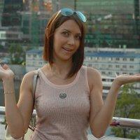 Около Сити. :: Александр Бабаев