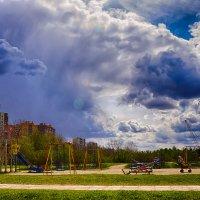 Облака :: Юрий Плеханов