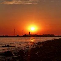 Большой Утриш на закате. :: Сергей