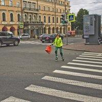 Наши люди в булошную на такси не ездят... :: Senior Веселков Петр