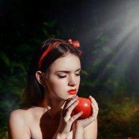 Белоснежка :: Ольга Кан
