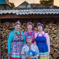 """Семейские"". Мода позапрошлого века. :: vusovich oleg"