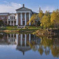 Ботанический сад в Москве :: Tatiana Poliakova