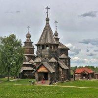 Воскресенская церковь :: Rabbit Photo