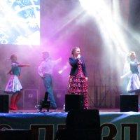 Выступление Марины Девятовой в городе Сокол. :: Сергей Кирилловский