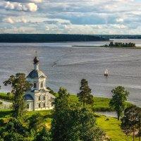 Озеро Селигер :: Мария Богуславская