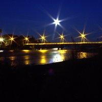 Мост семи звёзд и лунная звезда в награду :: Анжела Пасечник